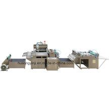 Roll to Roll Single Silk Screen Printing Machine