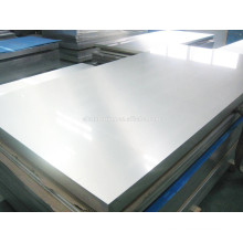Placa / folha de alumínio para construção de liga 1100