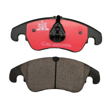 Car spare parts 100% tested brake pads r90 for land rover defender