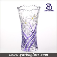 Daisy Glass Vase (GB1505XWH / PDS)