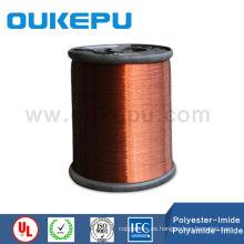 Certificado UL para transformador esmaltado alambre de la bobina de aluminio revestido