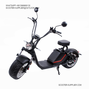 WVTA ile 1500w-3000w Citicoco Scooter