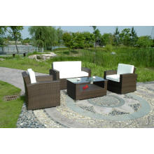 Transformer Waterproof Outdoor PE Rattan Sofa Styles