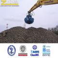 Gancho agarrador del excavador hidráulico Orangel Peel para levantar