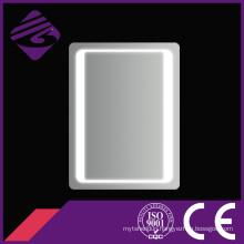 Jnh158 Low Price Rectangle LED Bathroom Chamfer Edge furniture Mirror