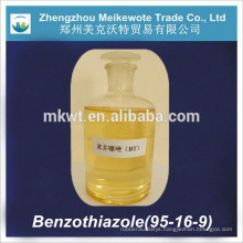 Chemistry laboratory reagents Benzothiazole BT(CAS NO.:95-16-9)