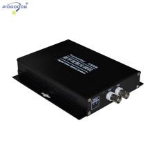 convertisseur vidéo numérique cctv fibre optique