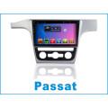 Système Android Car DVD pour Passat avec navigation de voiture et GPS Tracker