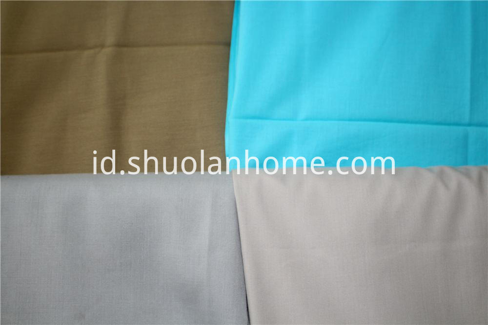 Solid Poplin Fabric