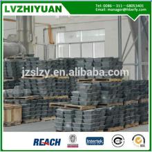 Antimônio Metal Sb 99,9% / 99,85% / 99,65% para venda