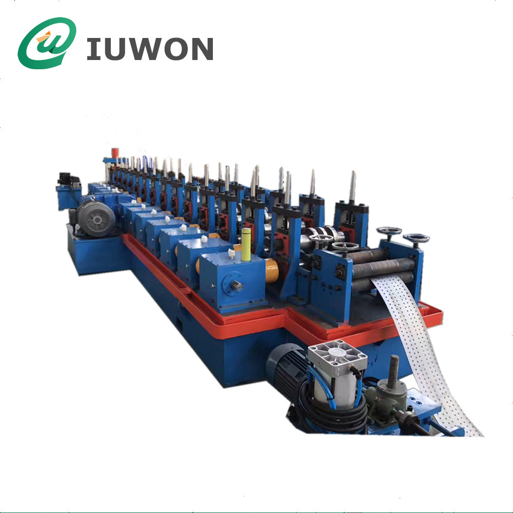 Scaffold Pedal Panel Roll Forming Machine