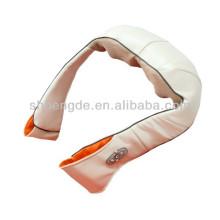 Neck and shoulder Kneading roller massage belt with heating function