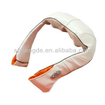 Correia de massagem amassada do rolo da garganta e do ombro com função de aquecimento