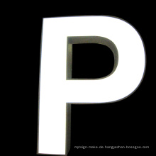 Volle LED-Anzeige und bewegende Zeichen-Werbungs-Anzeige LED als LED Signage