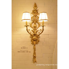 Luxury Classical Brass Wall Light (FB-0647-2)