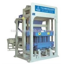 QT4-25 Hollow Brick Machine Block Making Machine, concrete block