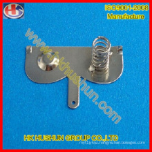 China Battery Shrapnel, Custom Metal Contact, Battery Pieces (HS-BA-0016)