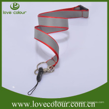 Cordones de cuerda trenzados de buena calidad / cordón reflectante