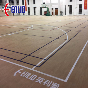 Multi-sports Flooring Basektball Mat Vinyl Sports Flooring