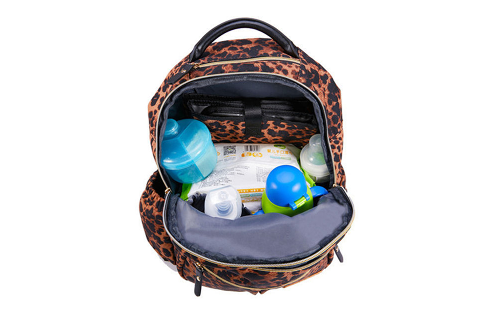 Diaper Bag With Removable Insert