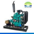 Laveuse à haute pression diesel