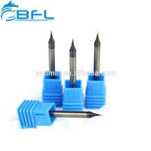 Концевая фреза BFL 3.175 0.5 мм с торцевым фрезерным наконечником