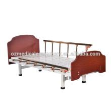 High Quality Nursing Home Australia Design Manual Crank Medical Hospital Bed