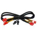 Chicote de fios do PCI-E de fornecimento de energia