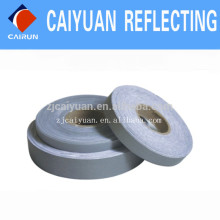 CY Reflective Fabric Elastic Tape Safety Silver in Stock