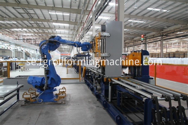 Refrigerator Side Panel Rolling Forming Lines