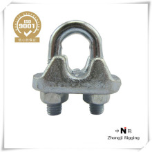 Professional Drop forged fasteners Wire Rope Clips with Italian type