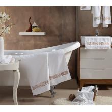 Used Hotel Jacquard Towel Bath Towel