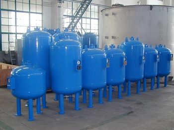 Cylindrical Tank Equipment