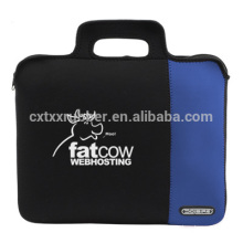customized neoprene laptop carrying computer bag