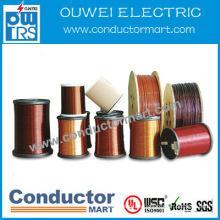 China UL certificado poliamida esmaltado alambre magneto