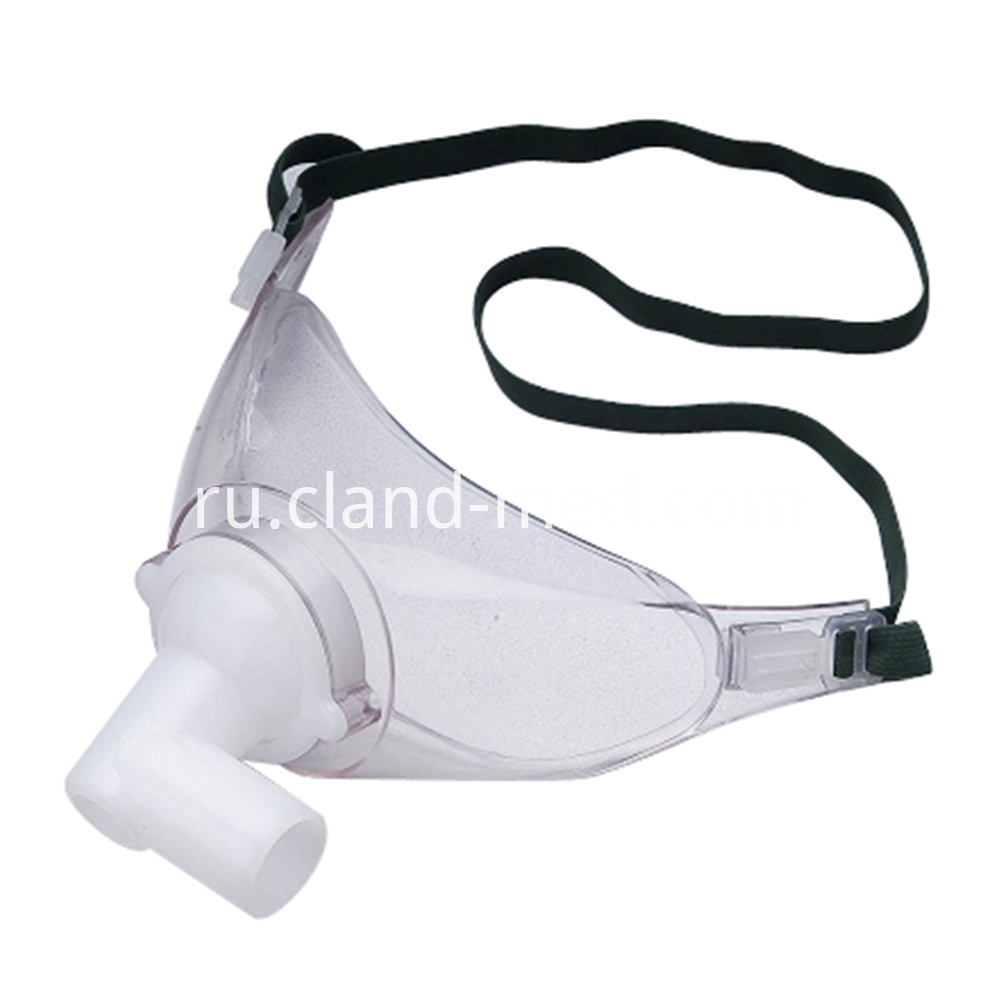 Cl Tb0063 Tracheostomy Mask