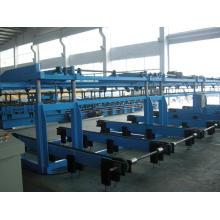 Preço de fábrica e empilhamento de alta velocidade em aço pintado de cores