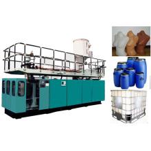 Máquina automática de moldagem por sopro 250L - 1000L
