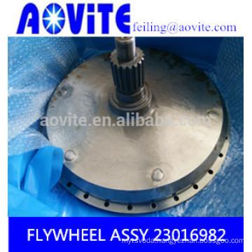Terex 3305 hydraulic torque converter flywheel 23016982
