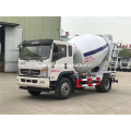 Road luxury body concrete truck on sale