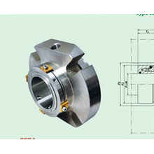 Kettle Mechanical Seal for Cartridge Type Hqct