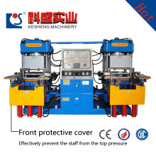 Vacío Top 3rt Máquina de moldeo a presión de aceite moldeada Producción profesional de Llaves de silicona