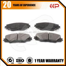 Plaquettes de frein auto pour Toyota RAV4 ACA33 FD2773