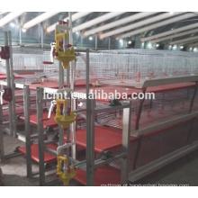 Maquinaria da galinha da aplicação das aves domésticas para a gaiola da camada