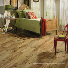 Home Decoration Modern Natural Color Flat Ash Hardwood Flooring