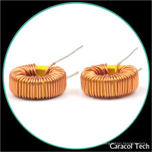 La inductancia toroidal del inductor del hierro del polvo del hierro del inductor toroidal caliente induce la inductancia del modo