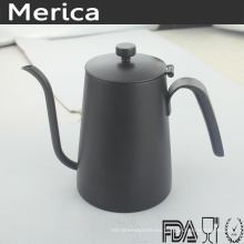 Tetera de café de acero inoxidable 600ml