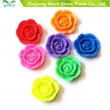Suministro de la fábrica Crecimiento de flores de plástico Juguetes de cultivo de agua Flores crecientes de colores