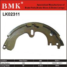 Hochwertige Bremsschuhe (K2311) für Toyota