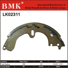 High Quality Brake Shoes (K2311) for Toyota